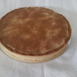 SIZE 30 CM MILK TART Sweet pastry filled with creamy milk tart custard topped with cinnamon.